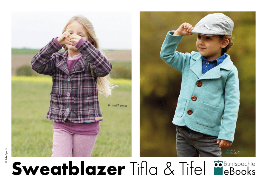 Ebook Sweat Blazer Tifla & Tifel